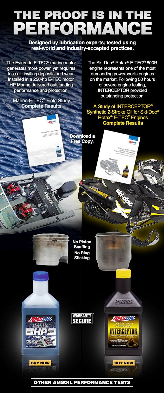 HP Marine 2-Cycle Oil