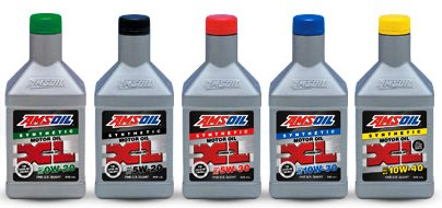 Amsoil Xl Extended Life Synthetic Motor Oils