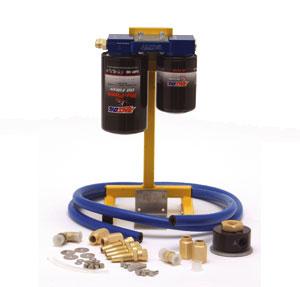 remote oil filter installation instructions